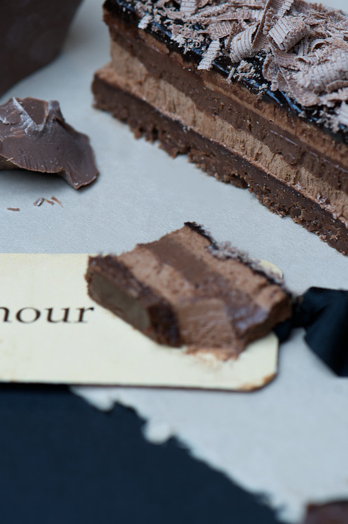 slice of mousse