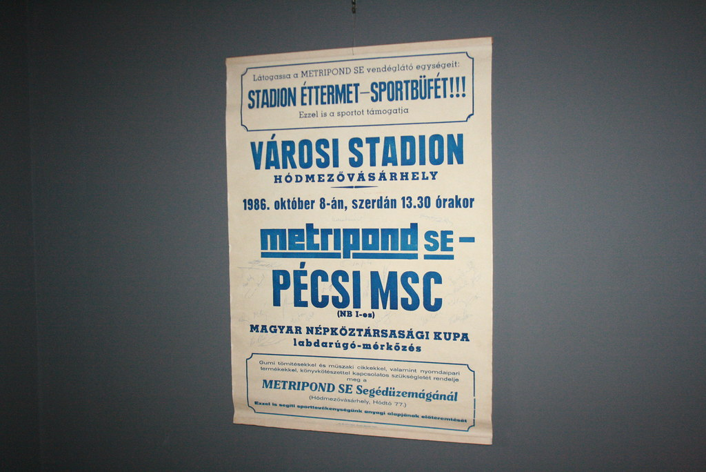 The World S Best Photos Of Poster And Stadion Flickr Hive Mind