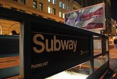 General Sarge - Subway Ad