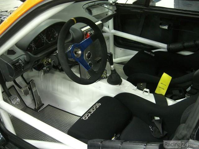 S50B32 M Coupe Race Car