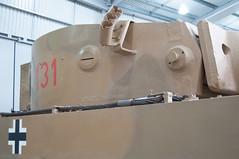 T131 Right  turret (VstromJ) Tags: pz vi 131 pzvi tiger131 fury