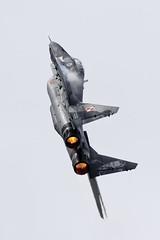 Mikoyan-Gurevich MiG-29A - 2 (NickJ 1972) Tags: raf fairford riat royalinternationalairtattoo airshow 2016 aviation mikoyan gurevich mig29 fulcrum 108