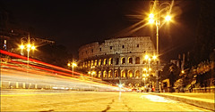 IMG_71591  (Kate_Lokteva) Tags: lighting longexposure travel italy night italia eu it colosseum coliseo europeanunion colosseo colise  kolosseum travelphotography   coliseoderoma canon5dmarkii