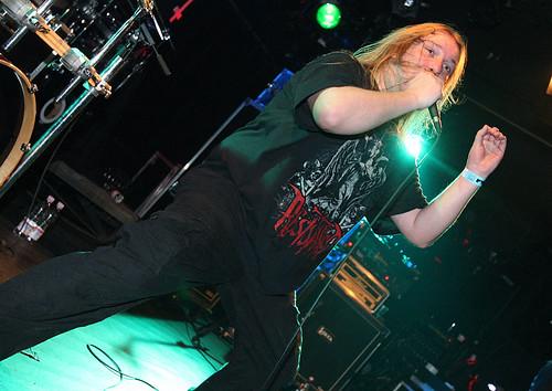 Metal Church - The Present Wasteland