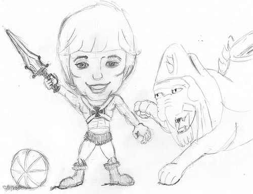 Teeny He-Man