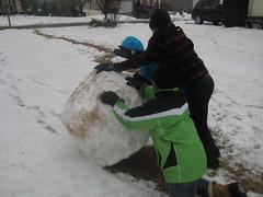 Snow Fun 1-26-2011