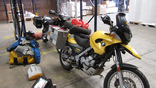 Bikes Safe and Sound at Girag Bogota