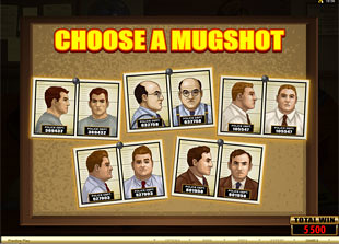 free Private Eye bonus game 3
