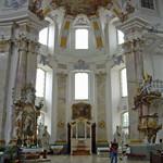 2005-07-01 07-04 Oberfranken, Thüringen 005 Basilika Vierzehnheiligen thumbnail