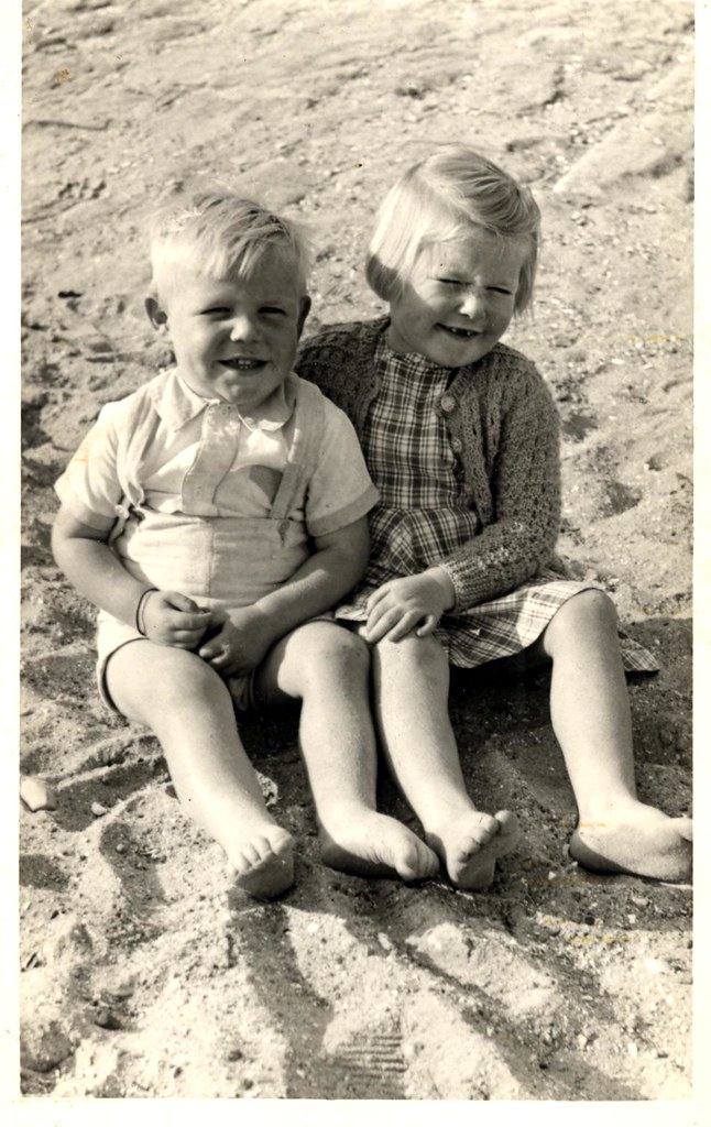 Jimmy and Evelyn Fraser 1953