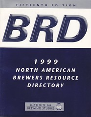 Brewers Resource Directory 1999 (front)