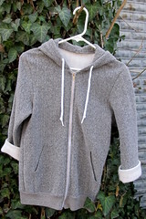 2 AA Salt and Pepper Hoodie