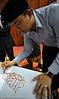 ceramah khat 2 ed (18) (KaryaWan.org) Tags: art calligraphy brunei seni jawi khat kaligrafi unissa