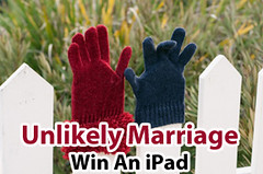 marriage counselor sponsors the Unlikely Marriage photo contest on Lenzr