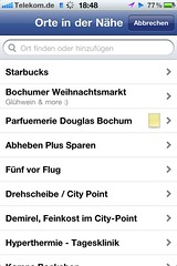Facebook-Angebote: Douglas in Bochum