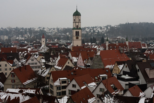 A Winter Day in Biberach