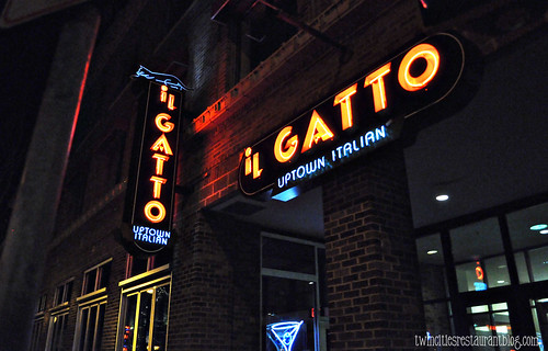 Il Gatto ~ Uptown Minneapolis, MN
