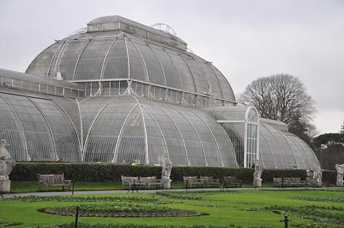 Glass House, Kew Gardens