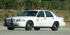 LOS ANGELES COUNTY SHERIFF DEPARTMENT (LASD) (Navymailman) Tags: county white ford los angeles volunteers victoria vic crown law enforcement sheriff volunteer department patrol civilian laso lasd