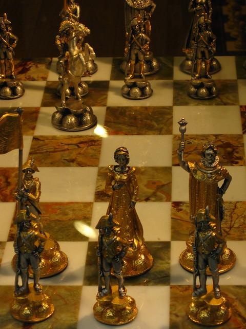 チェスのフリー写真素材