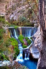 Cascada Ro Clariano (Jose Casielles) Tags: clara color luz ro agua paisaje cascada yecla fotografas poza nacimientoro jcasielles