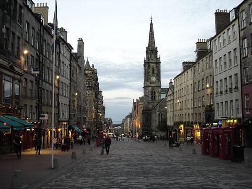 Centro de Edimburgo