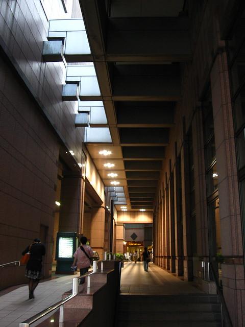 東京都写真美術館のフリー写真素材