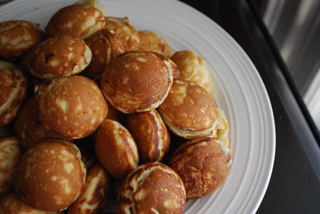 Cream Cheese Pancake Balls (Aebleskiver) - Always Order Dessert