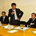 interviene Stefano Fassina iniziativa PD Lavoro a Torreglia