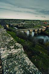 Roman bridge, Ledesma (Andreas Kusumahadi) Tags: spain europe espana 1224 ledesma