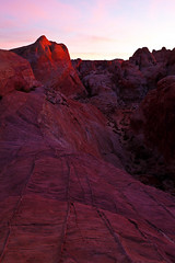 Afterglow (James Marvin Phelps) Tags: sky valleyoffire photography sandstone desert lasvegas nevada redrock mojavedesert overton valleyoffirestatepark mandj98 jmpphotography jamesmarvinphelps