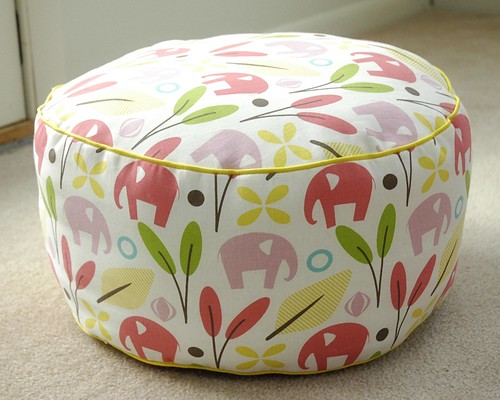 EmmmyLizzzy Have You Seen The New Pouf Cool Sew A Pouf