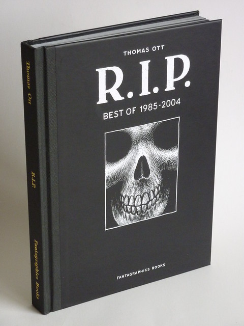 R.I.P.: Best of 1985-2004 by Thomas Ott - front cover