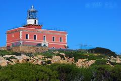 Capo Spartivento (.E.L.S.) Tags: sardegna costa lighthouse del de faro sardinia maria capo domus sardinien sud teulada sulcis spartivento