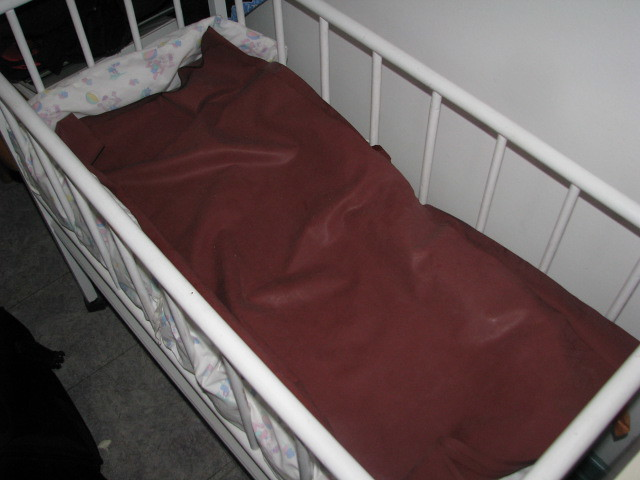 Are mistaken. bed rubber sheet mom spank rather