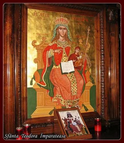 Sfanta Teodora Imparateasa ~ 11 februarie
