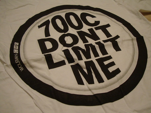 700c DONT LIMIT ME