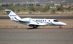 Cessna 525C CitationJet CJ4 N450CM (ChrisK48) Tags: airplane aircraft citation dvt phoenixaz kdvt phoenixdeervalleyairport cessna525c citationjetcj4 n450cm
