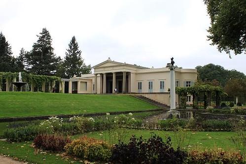 Charlottenhof Palace in Park Sanssouci