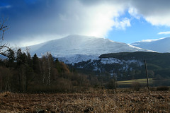 Schiehallion from Dunalastair Water (bob the lomond) Tags: scotland perthshire lochrannoch schiehallion breadalbane bobthelomond dunalastairwater