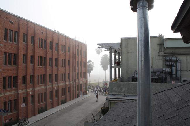 fog hour