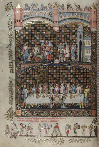 010-folio 188 verso-The Romance of Alexander - MS. Bodl. 264 © Bodleian Library-University of Oxford 1999