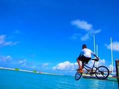 You may delay, but time will not (ibraaahim) Tags: maldives velidhoo noonu