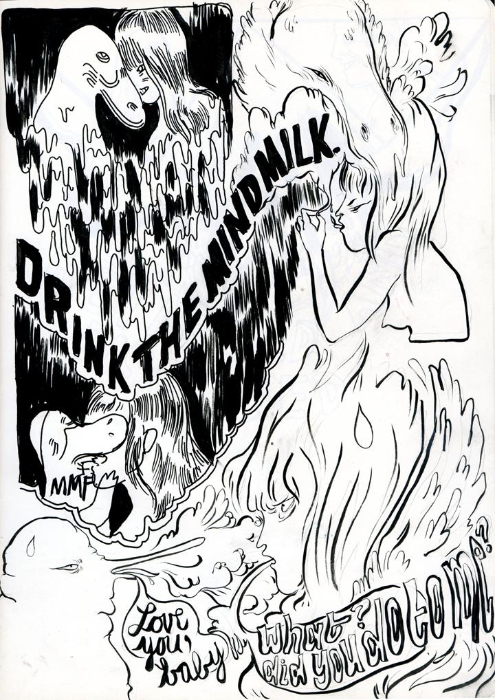 2011/02/15 Lala Jam Comic: Loveless No. 01