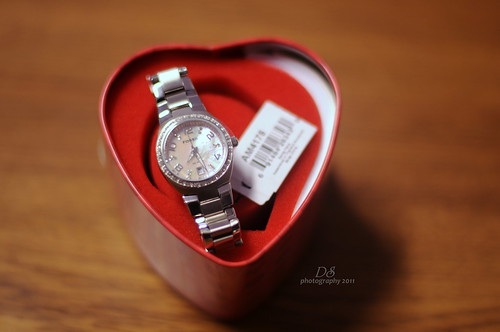 Valentines gift from hubby =)