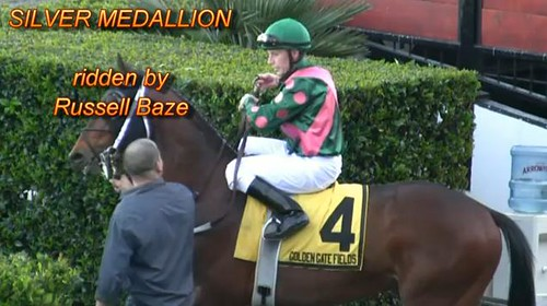 Silver Medallion, Russell Baze