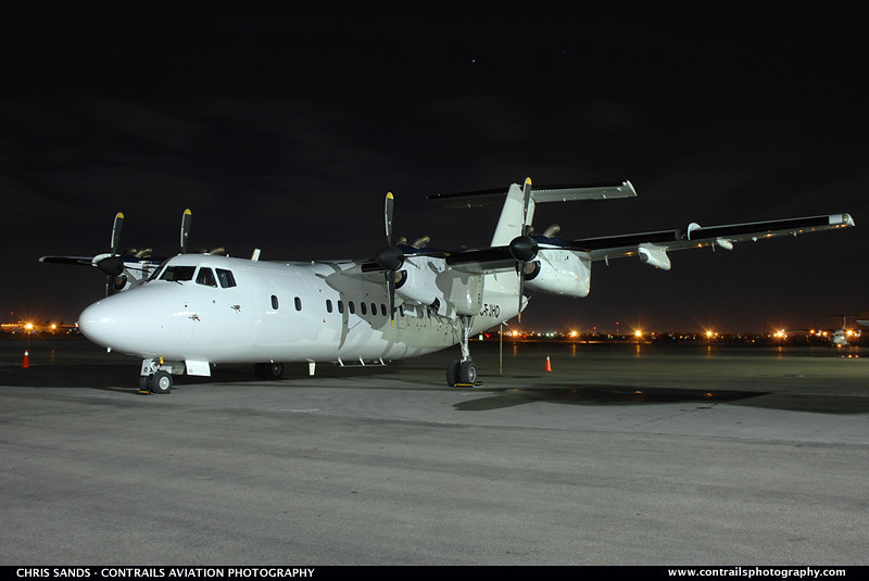 TransCapital Air DHC7 CFJHQ