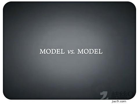 Model Vs. Model - 1