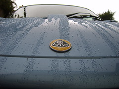 Wet Bonnet (ToonTpot) Tags: lotus elise s2 111s