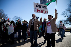 Libyan Protests (a digital